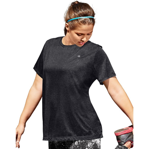 Champion Vapor Women's Plus Size Heather T-Shirt 18217024