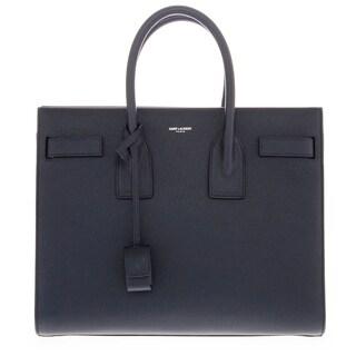 Saint Laurent Small Sac De Jour Grainy Leather Bag