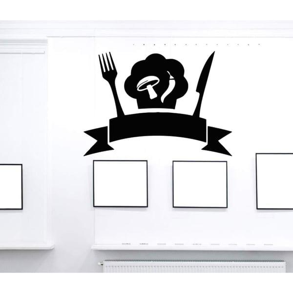 Kitchen Wall Art Sticker Decal