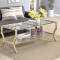 Amy Glass Coffee Table
