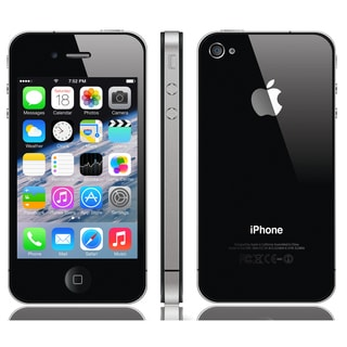 Apple iPhone 4S 32GB GSM Unlocked Smartphone - Black