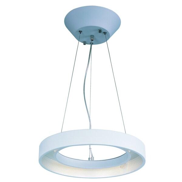 Apollo Single LED Light Circular Pendant Fixture