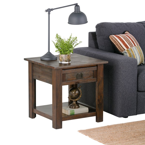 WYNDENHALL Garret End Side Table