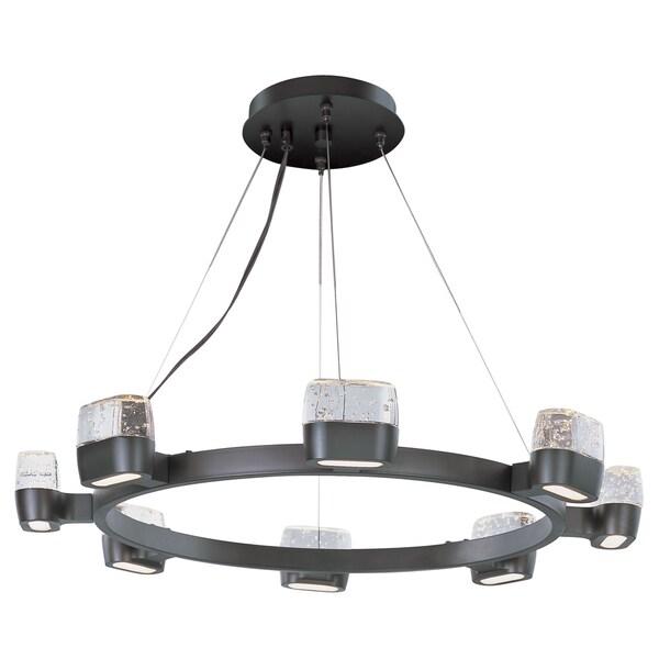 Volt 16-light LED Bronze Pendant Light