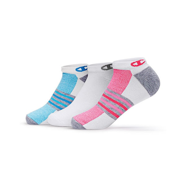 Champion Women's No-Show Training Socks (3 Pack)