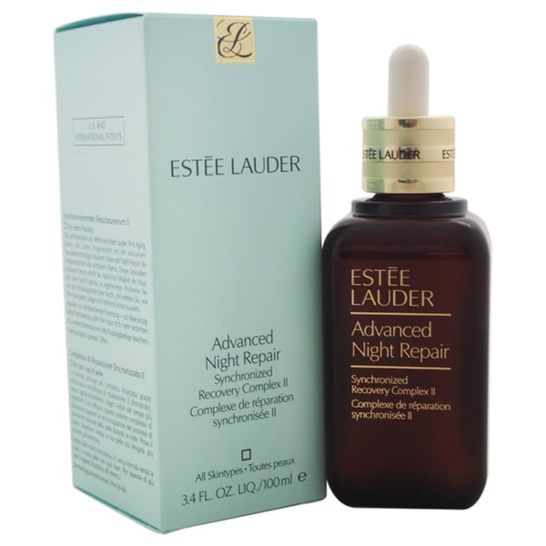 Estee Lauder Advanced Night Repair Synchronized Recovery Complex II 3.4-ounce Serum