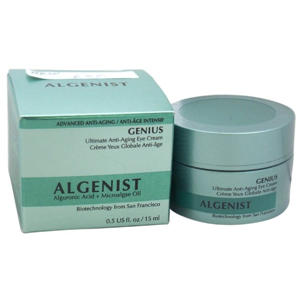 Algenist Genius Ultimate Anti-Aging 0.5-ounce Eye Cream