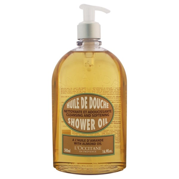 L'occitane Almond 16.9-ounce Shower Oil