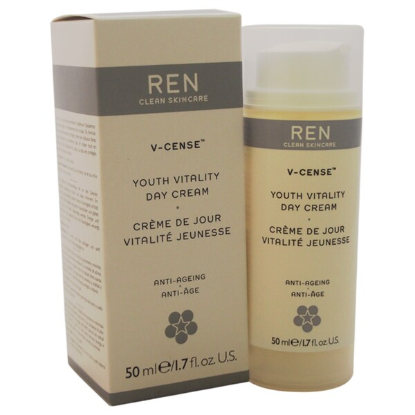 REN V-Cense Youth Vitality 1.7-ounce Day Cream