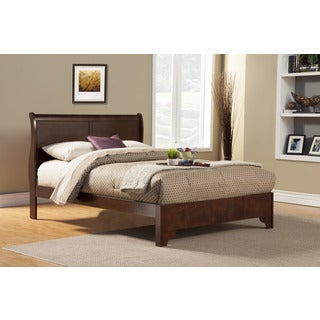 Somette Ocala Low Footbard Sleigh Bed
