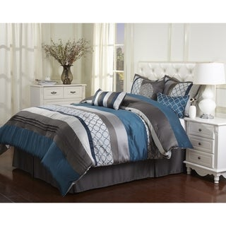 Intelligent Design Anthony 5 Piece Comforter Set