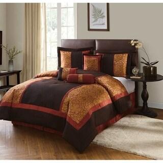 Grand Avenue Hermonie 7-piece Bedding Comforter Set