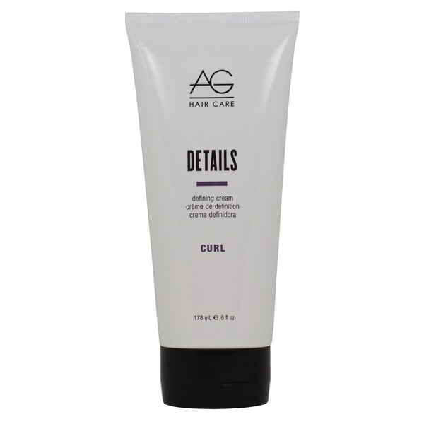 AG Hair Care Curl Detail Defining 6-ounce Cream
