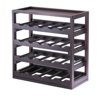 Kingston, Stackable Tray 20 Bottle Wine Cube