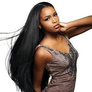 Sensationnel Bare & Natural Maylaysian Remy Hair 100-percent Virgin Straight Weave