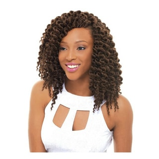 Janet Collection Synthetic 2X Mambo 12-inch Twist Braid
