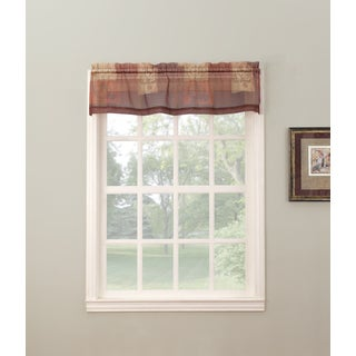 No. 918 Eden Rod Pocket Window Valance