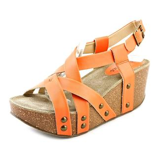 Diba.True Women's 'Floor Me' Leather Sandals