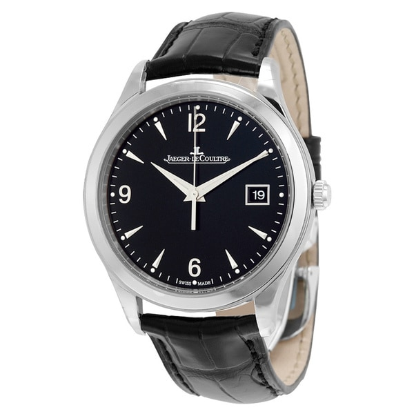 Jaeger-LeCoultre Men's Q1548470 Master Black Watch