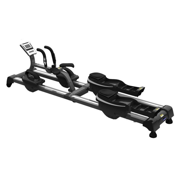 Back2Crawl Professional Series Bear Crawl Horizontal Exercise Machine (Black)