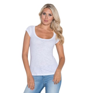 Beam Women's Scoop Neck T-Shirt