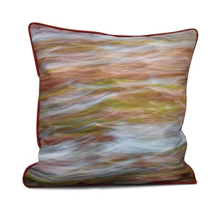 By A Thread Inside Out Designs Print 16 x 16-inch Pillow