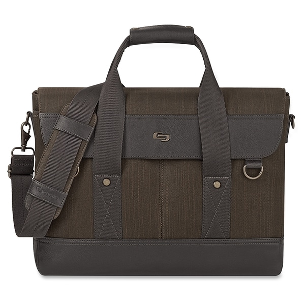 US Luggage Solo Bradford Hybrid Briefcase