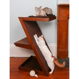 Zen Cat Scratcher from The Refined Feline