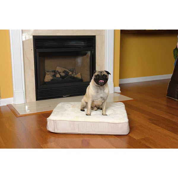 Unlimited Orthopedic Comfort Memory Foam Pet Bed