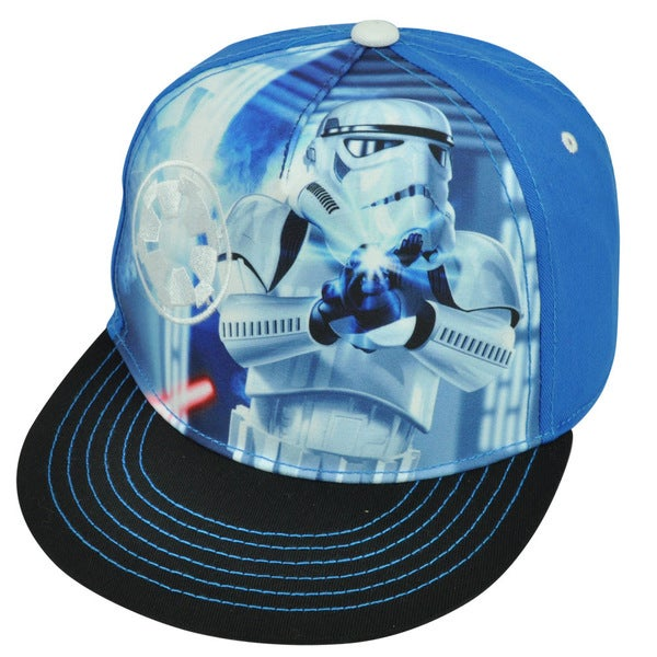 Star Wars Blue Storm Trooper Baseball Hat