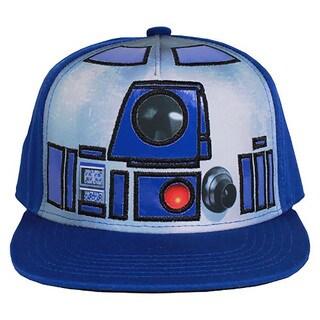 Star Wars R2-D2 Face Baseball Hat