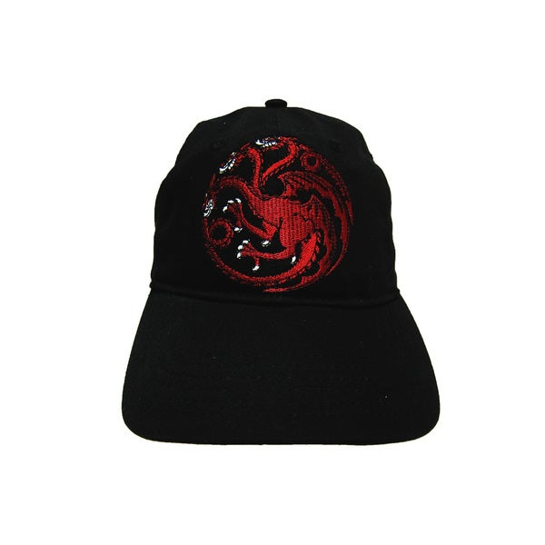 Game of Thrones House Targaryen Red Baseball Hat