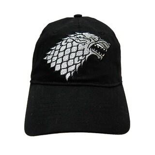 Game of Thrones House Stark Black Baseball Hat