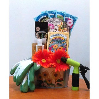 Welcome to my Garden Gift Basket