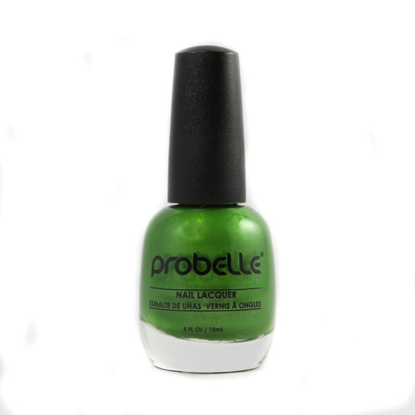 Probelle Emerald Nail Lacquer (Green Pearl)