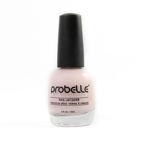 Probelle Bride Me Nail Lacquer (Pale Pink)