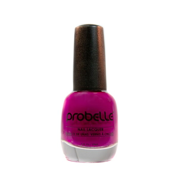 Probelle Purple Party Nail Lacquer (Neon Purple)