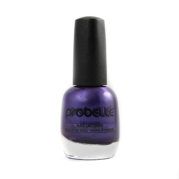 Probelle Vivid Night Nail Lacquer (Purple Pearl)