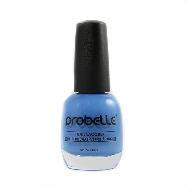 Probelle Into The Blue Nail Lacquer (Blue Cream)