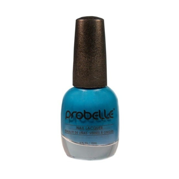 Probelle Sporty Blue Nail Lacquer (Blue Cream)