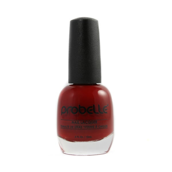 Probelle Ruby Nail Lacquer (Dark Red Cream)