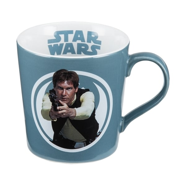 Star Wars Han Solo 12-ounce Ceramic Coffee Mug