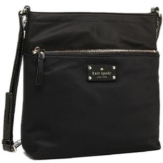 Kate Spade New York Jan Black Nylon Crossbody Handbag