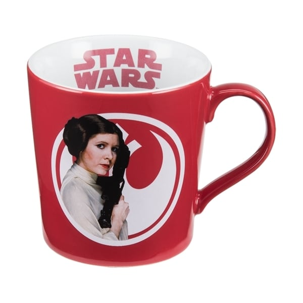 Star Wars Princess Leia 12 Ounce Ceramic Coffee Mug