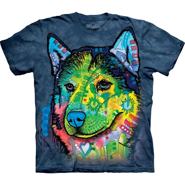 The Mountain Siberian Front Child's T-Shirt