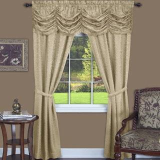 Panache 5 Piece Window Curtain Set