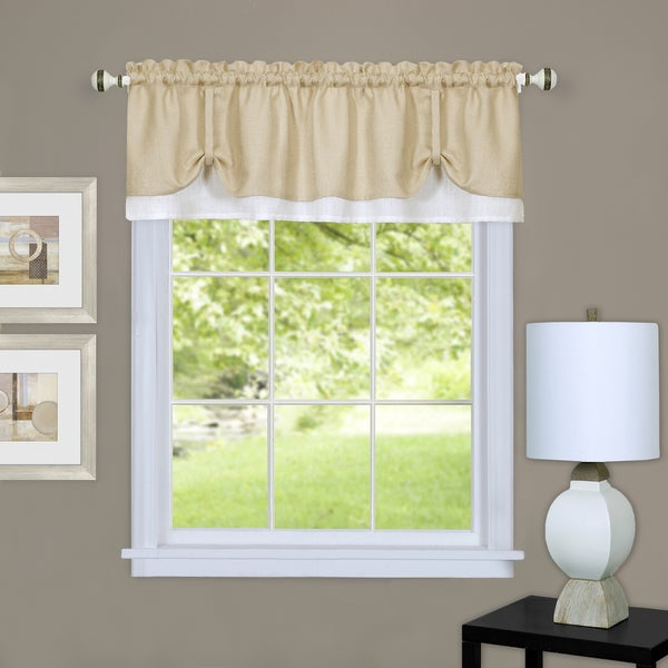 Darcy Window Curtain Valance