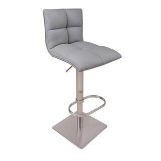 Tristan Ultramodern PU Adjustable Barstool