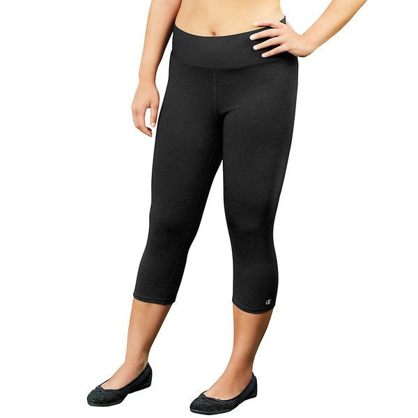 Champion Women's Plus Absolute Capris With SmoothTec Waistband 18237627