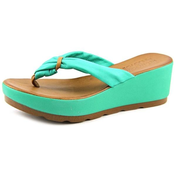Miz Mooz Women's 'Burma' Leather Sandals
